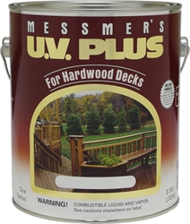Messmers UV Plus for Hardwood Decks - Gallon