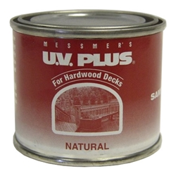 Messmers UV Plus for Hardwood Decks - Sample
