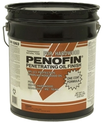 Penofin For Hardwood - Five Gallon