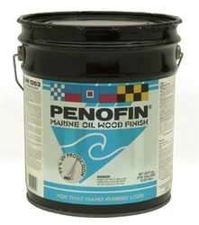 Penofin Marine Oil Wood Finish - Five Gallon