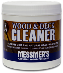 Messmers Wood and Deck Cleaner - Part A